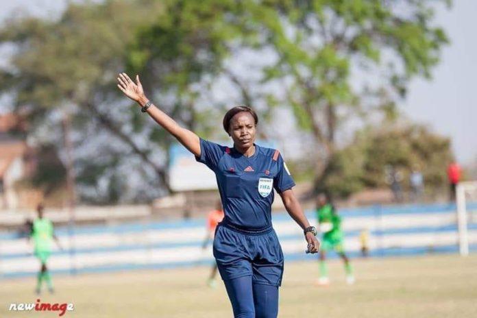 Leah Namukonde