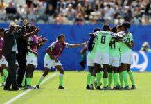 le nigeria a battu la corée du sud